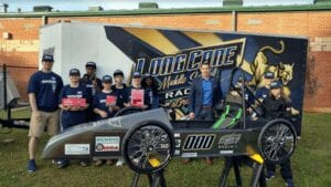 Long Cane Middle School Power Racing Tournament